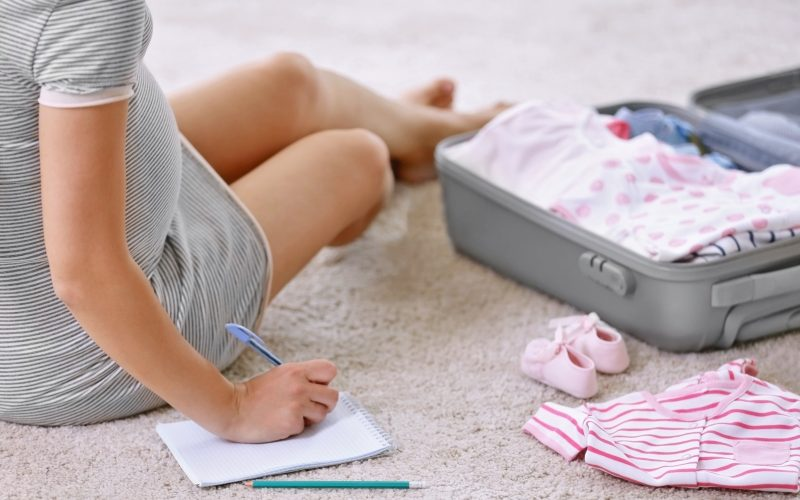 7 Ways to Prepare for Bringing Home a New Baby!