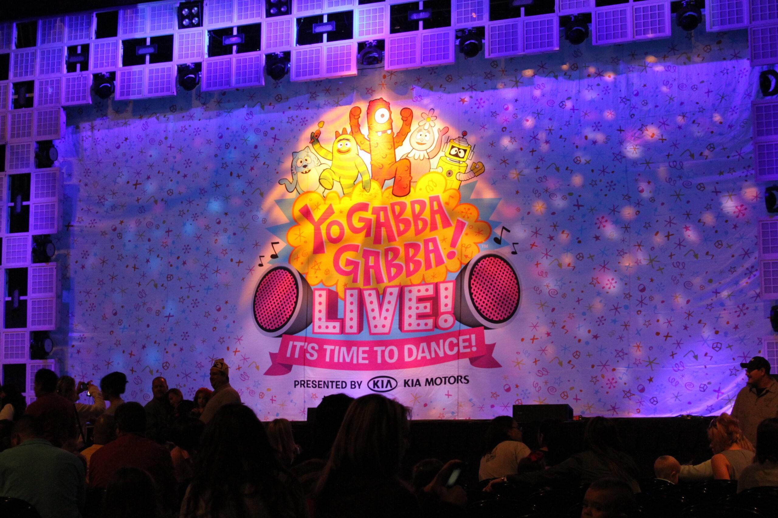 Yo Gabba Gabba Live Tour Review