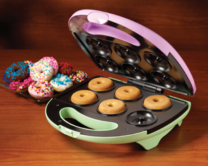 Nostalgia Mini Donut Bakery Review!