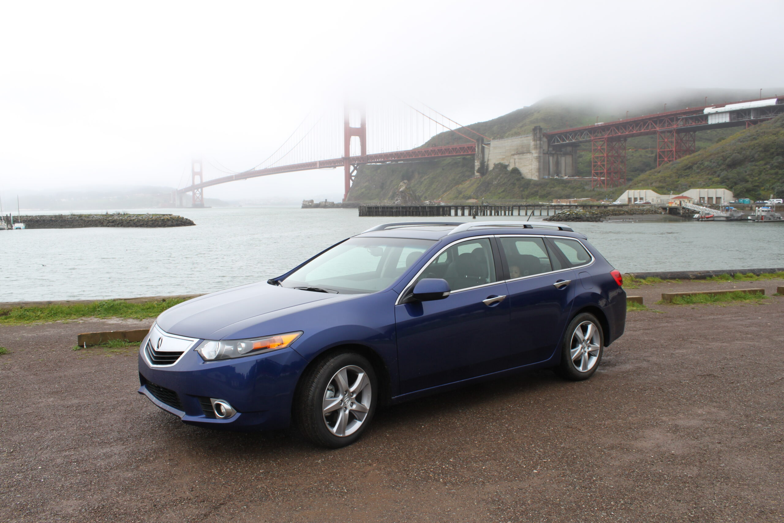 2012 Acura TSX Sport Wagon – Review
