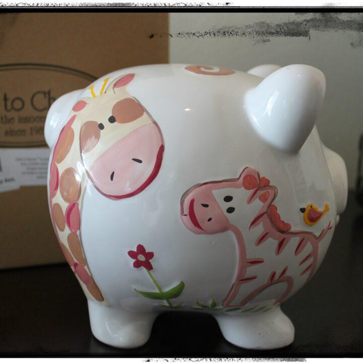 Child to Cherish Piggy Bank – Review