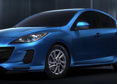 Zoom Zoom Zoom the 2012 Mazda Mazda3 i Grand Touring 4-Door Review