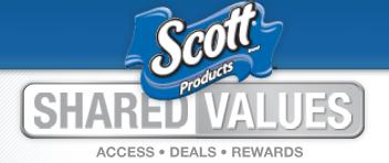 Scott Shared Values Program – Coupons, Rewards, and Deals!