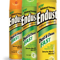 End Dust & Start Living with Endust + Coupon!