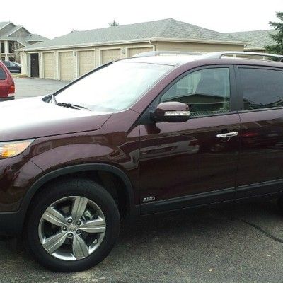 2012 Kia Sorento and my FIVE Favorite Things!