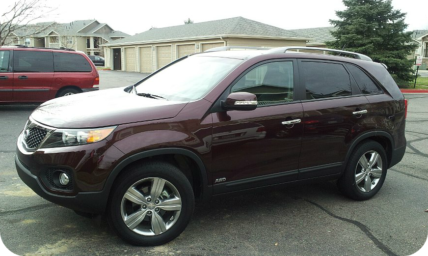 2012 Kia Sorento and my FIVE Favorite Things! - The Denver ...