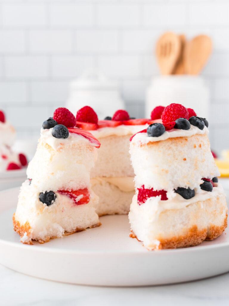 Berry Lemon Cake
