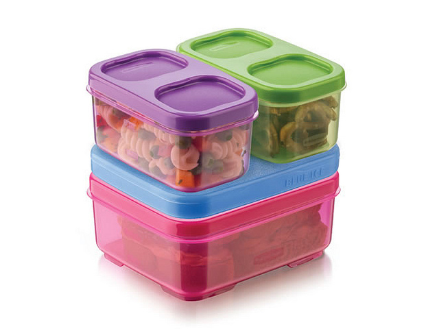 Back 2 School: Rubbermaid LunchBlox Kids Storage Container
