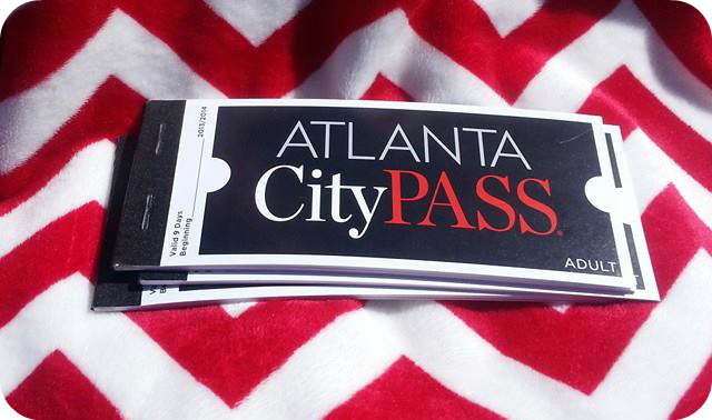 Exploring Atlanta with the CityPASS!