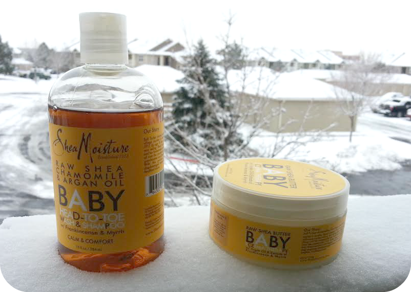 SheaMoisture Baby – A Must Have for Eczema!