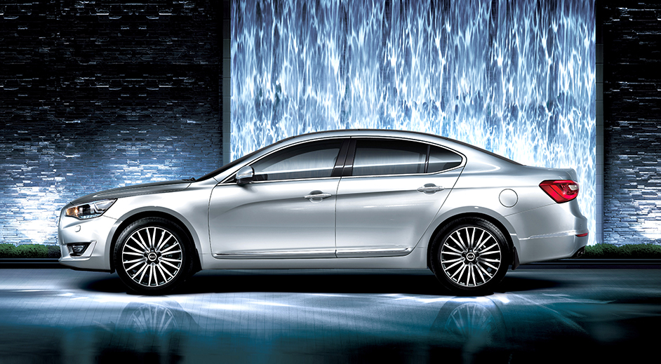 2014 Kia Cadenza – Is There Really No Compromise?