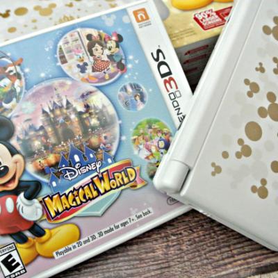 Nintendo 3DS: Disney Magical World!