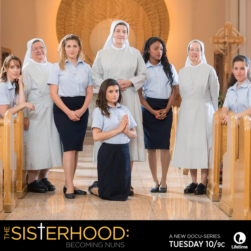 Lifetime's New Reality Show: The Sisterhood #TheSisterhood