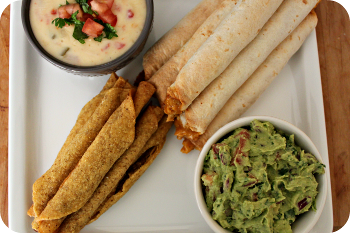 Game Day Snacking with Delimex + Queso Blanco & Guacamole Recipes!