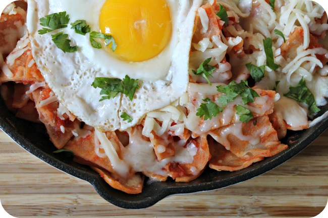Chilaquiles: The Best Comfort Food!