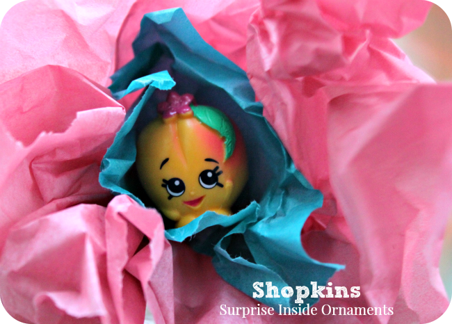 DIY: Surprise Inside Ornaments – Shopkins!