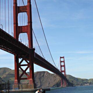 Exploring Golden Gate National Park!