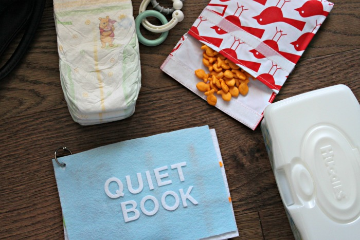 DIY: Travel Quiet Book