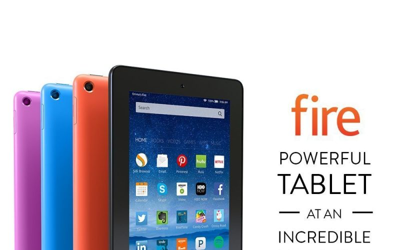 Traveling Made Fun with The Amazon Fire Tablet!
