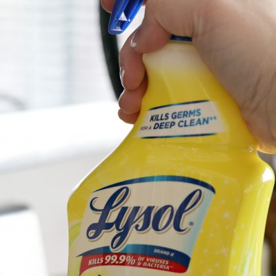 Knock Out Spring Cleaning with These Deals from Lysol & Target! #EverydaySaves