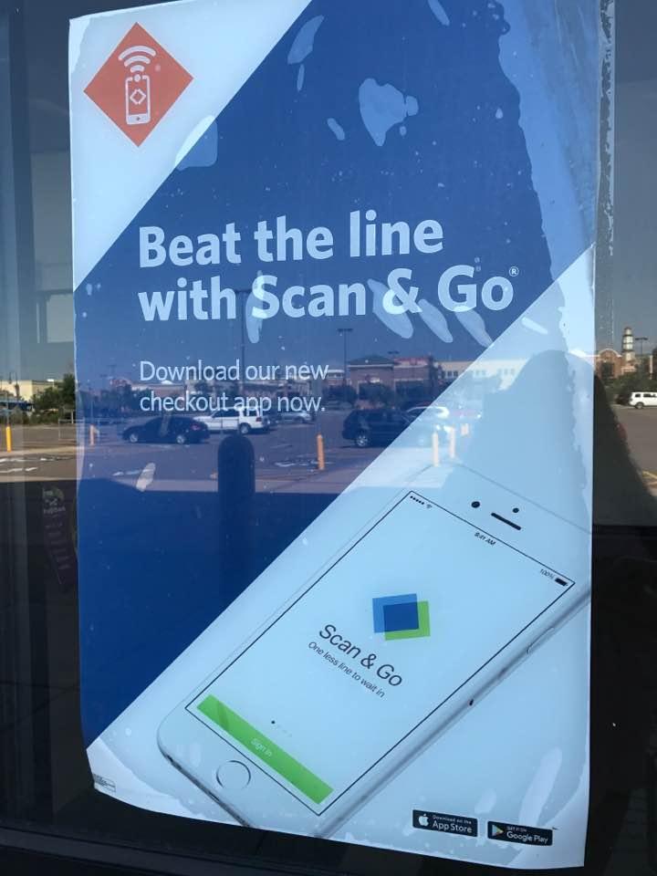 Sam's Club Scan & Go App Makes Shopping a Breeze! #PampersAndGo