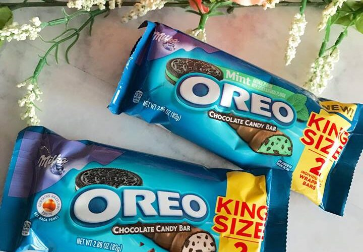 OREO Lovers Rejoice, OREO Chocolate King Size Candy Bars are on SALE!