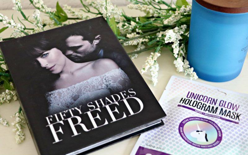 Fifty Shades Freed Now Available at Walmart!