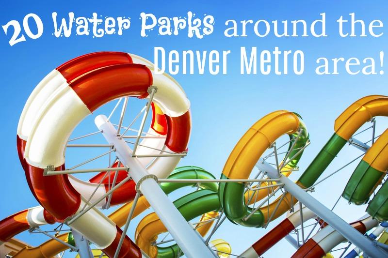 Best Denver Metro Water Parks