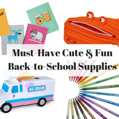 Back to School Guide: Must-Have Cute & Fun Back-to-School Supplies for Kids!