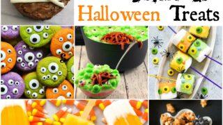 31 Halloween Treats for Kids