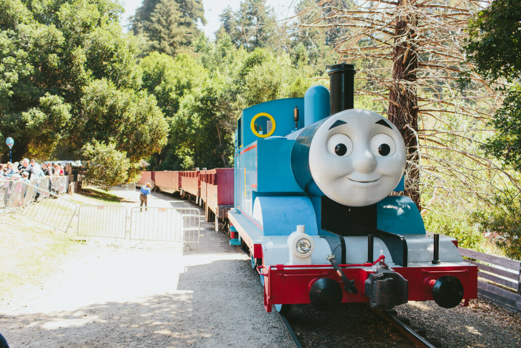 A Day Out With Thomas the Train in Denver, Colorado!