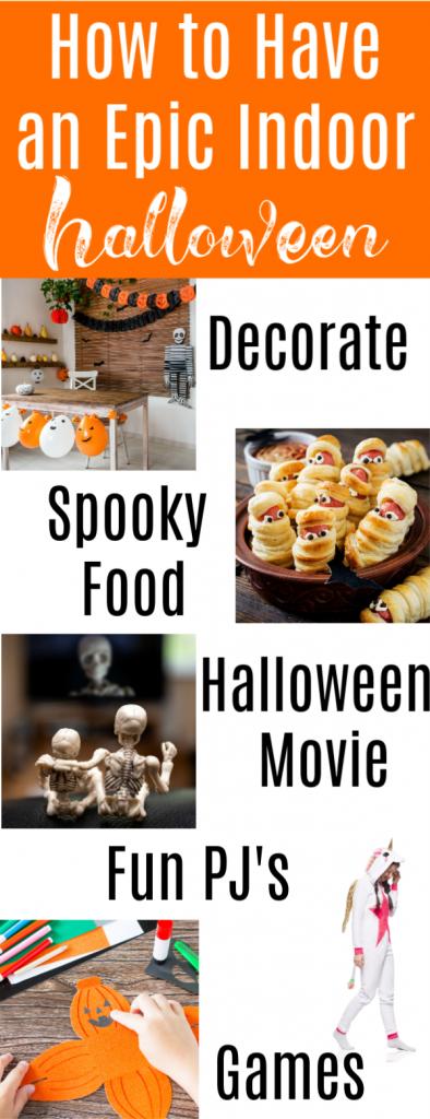 Fun Indoor Halloween Ideas