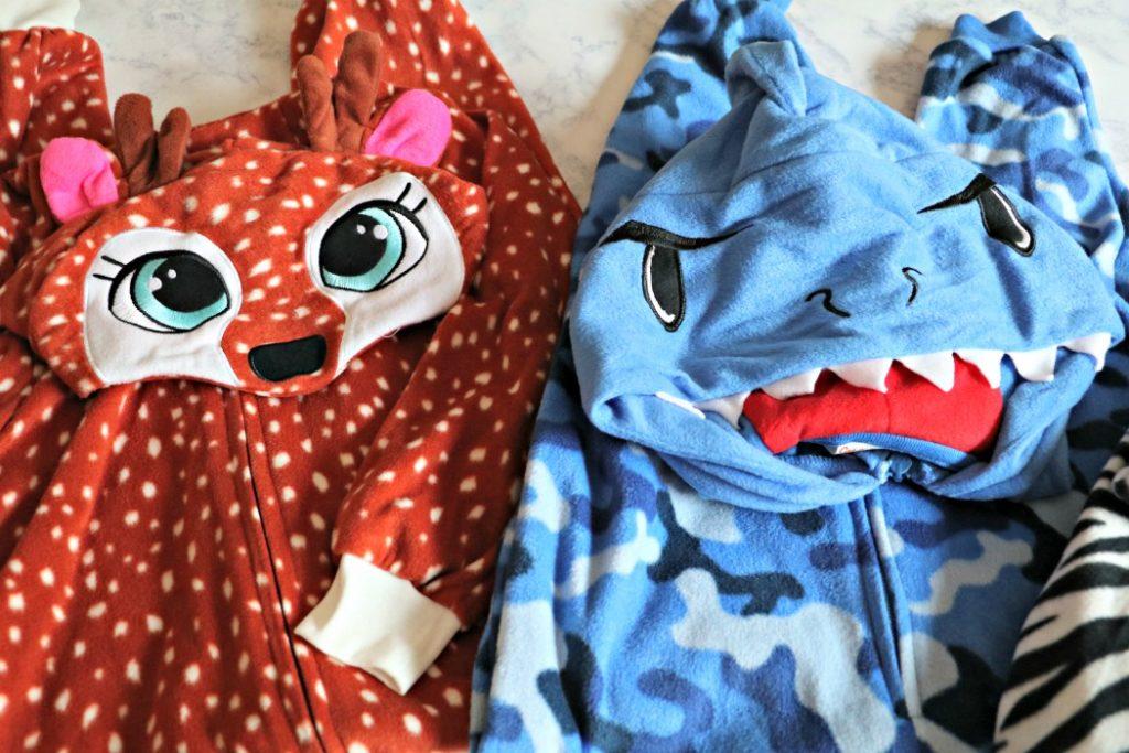 Halloween Pajama Costumes for Kids
