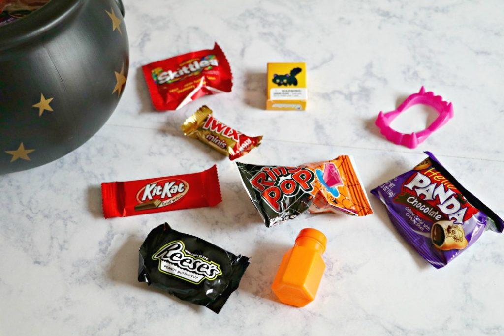 Halloween Prizes for Kids Scavenger Hunt