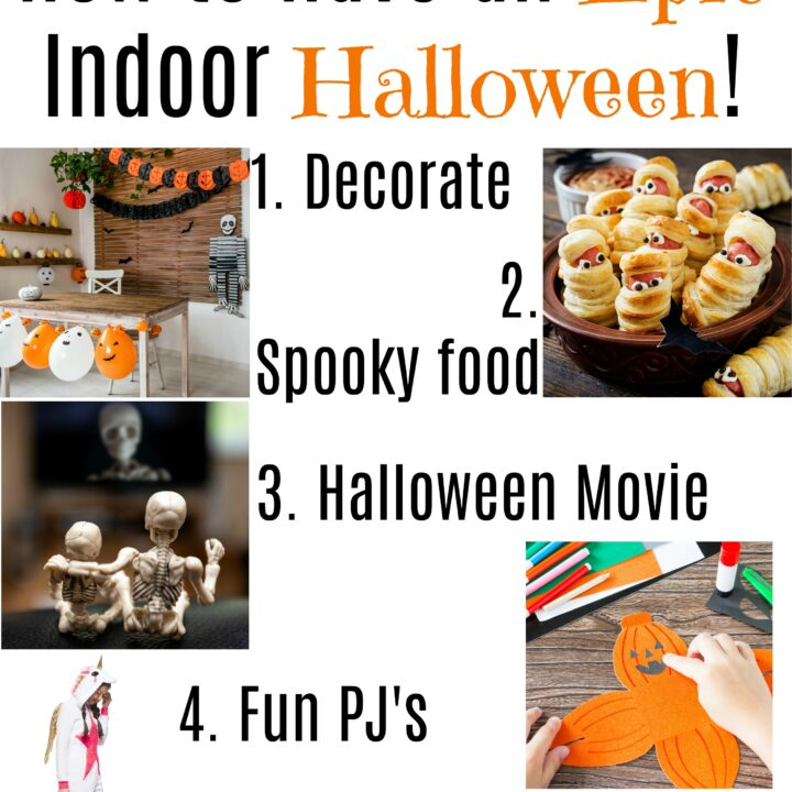 5 Tips for Having the Perfect Cold & Snowy Indoor Halloween!