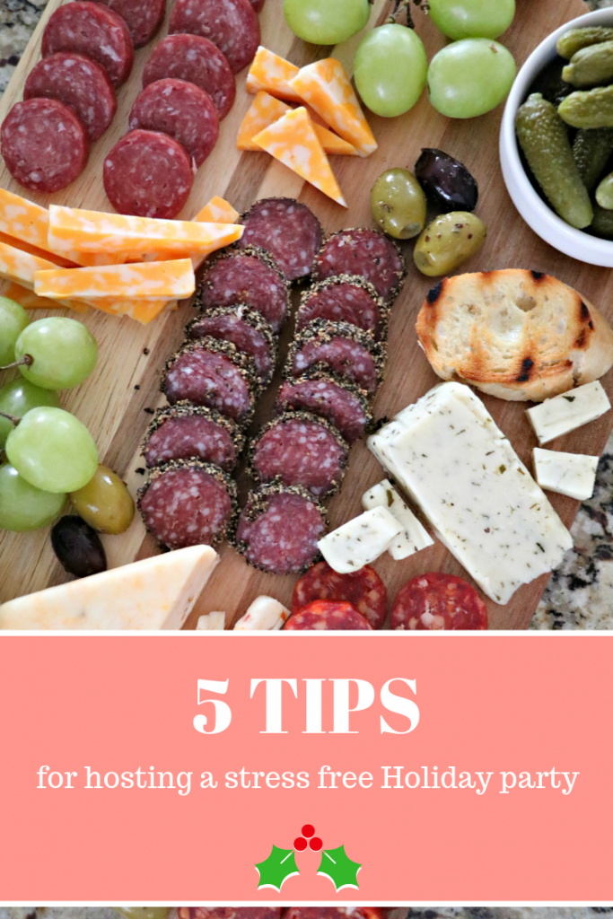 5 TIPS for Holiday Parties