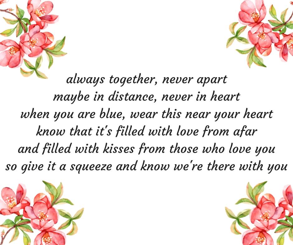 Always together poem