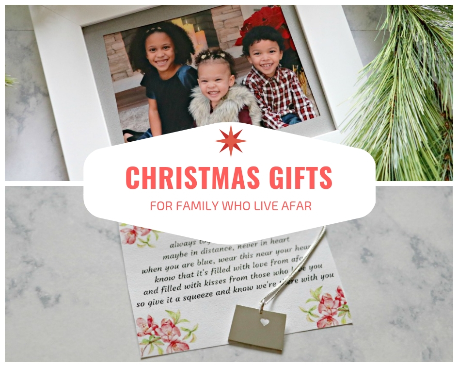 Christmas Gifts for family out of town