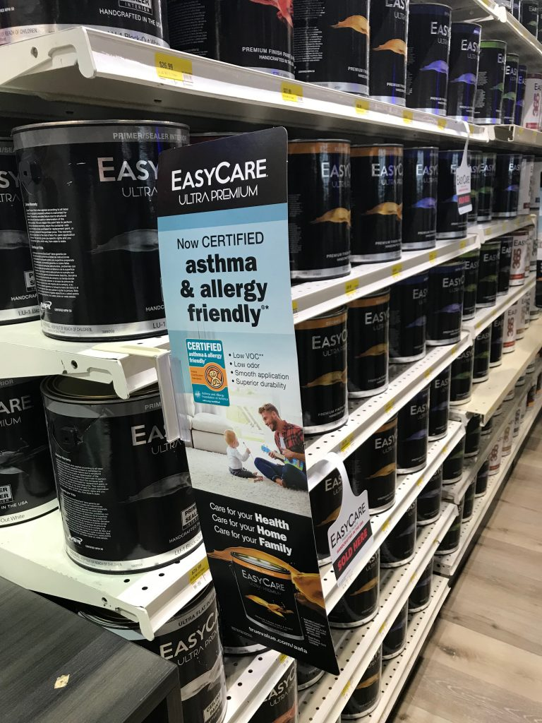 True Value Easy Care Premium Paint