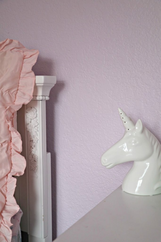Purple & Pink Girl Unicorn Bedroom