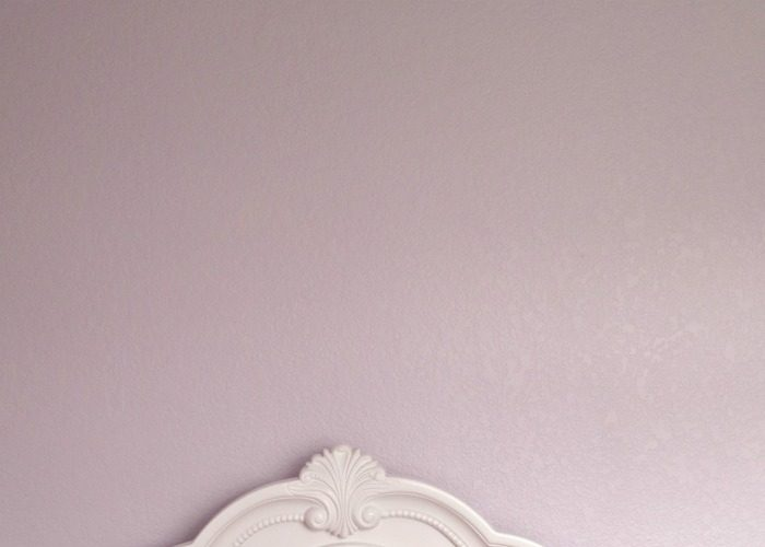 Turning Our Daughter's Room into a Purple Unicorn Dream Space!