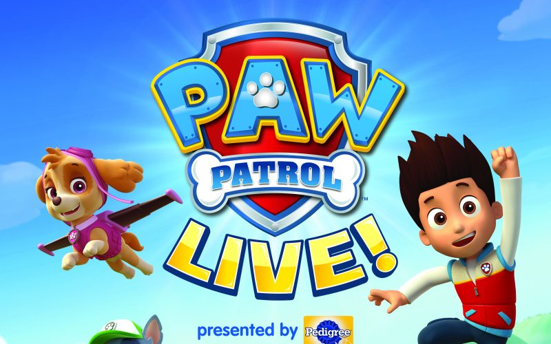 PAW Patrol LIVE is Coming to Denver, Colorado!