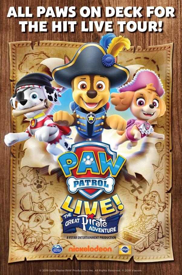 PAW Patrol Live Denver
