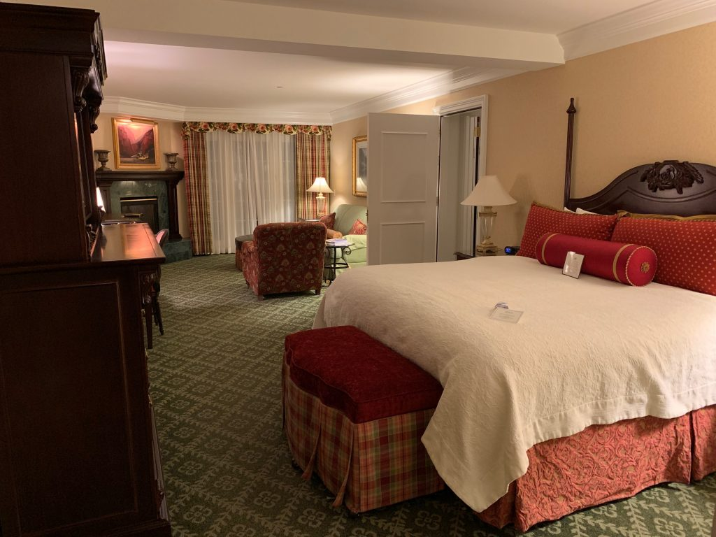 The Broadmoor South Tower King Suite