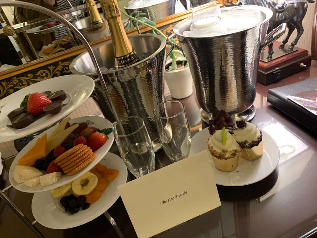 Chocolate and Cupcakes from The Broadmoor Resort