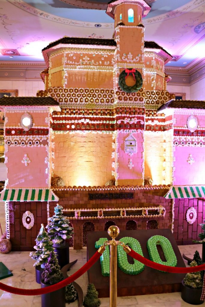 best hotel for gingerbread cookie travel,