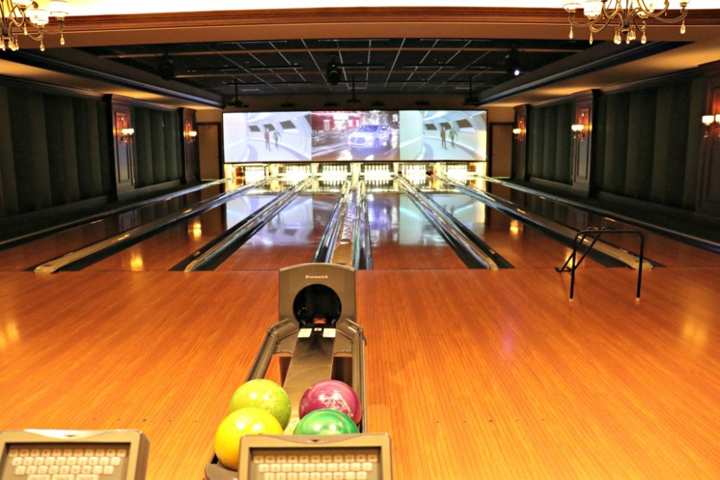 PLAY Bowling Alley at The Broadmoor