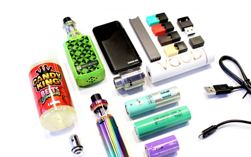 The Dangers of Teens and Vaping