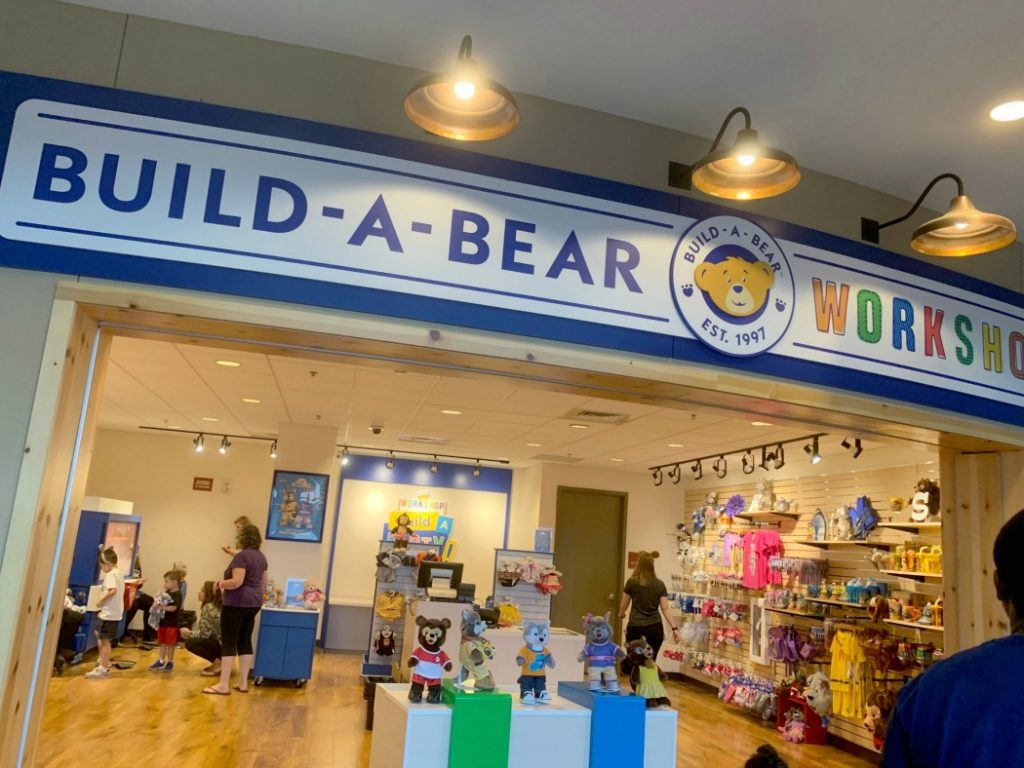 Build a Bear Colorado Springs Great Wolf Lodge
