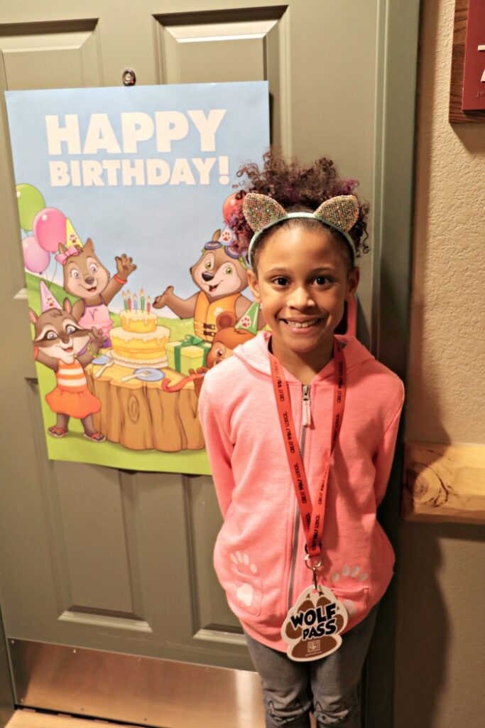 Great Wolf Lodge Birthday Experience